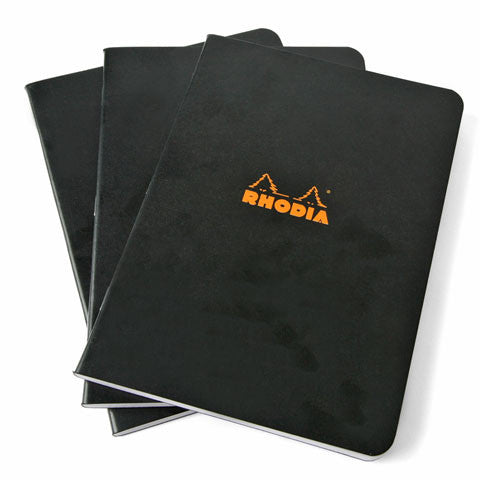 Rhodia Classic Stapled Notebook