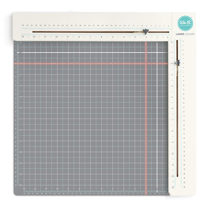 WR LASER SQUARE AND MAT