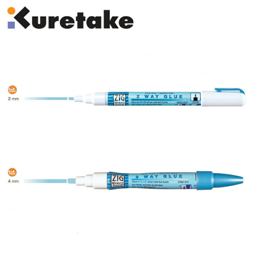 ZIG Kuretake 2-Way Glue
