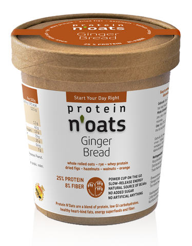Protein N'Oats Ginger Bread