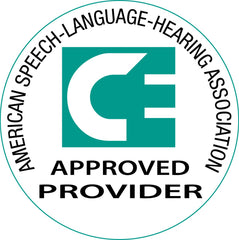TalkTools | ASHA Approved CE Provider