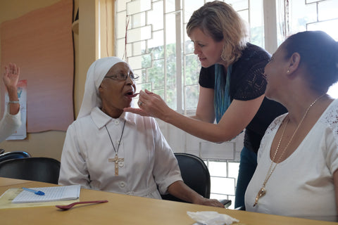 TalkTools Sponsors SPOON's Feeding Therapy Work in Mauritius