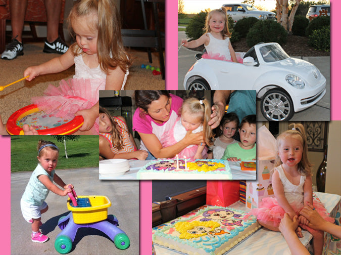TalkTools Blog | Annabelle 2 years old
