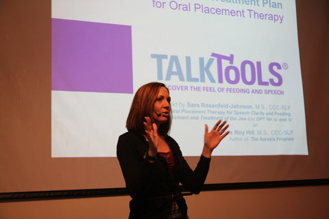 TalkTools | Renee in Finland