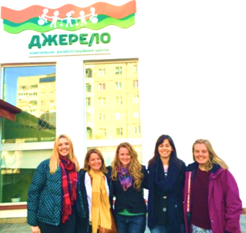 TalkTools | Speech Therapy and Occupational Therapy trip to Ukraine