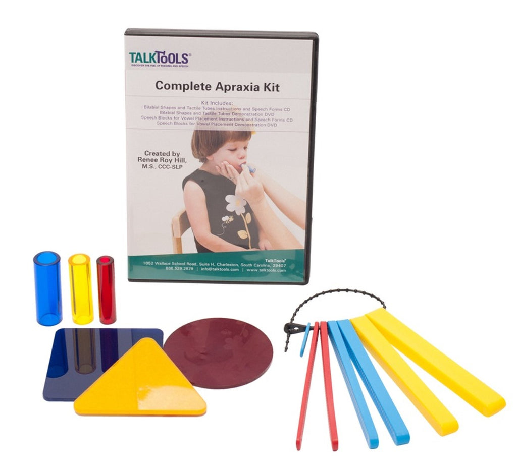 Apraxia Tools - options Talk-Tools