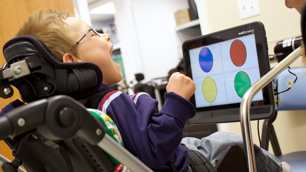 WEBINAR | Augmentative Communication as Part of a Comprehensive Therapy Program [LIVE] -  Talk-Tools