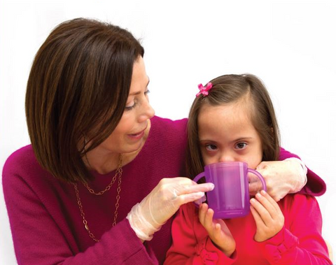 Developing Oral Sensory Motor Skills to Support Feeding in the Down Syndrome Population