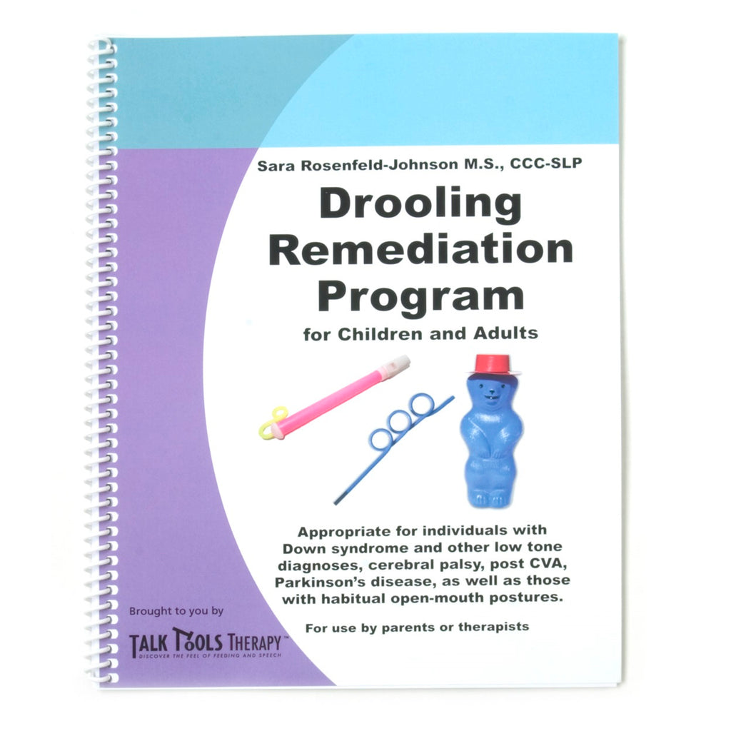 Drooling Remediation Program -  Talk-Tools