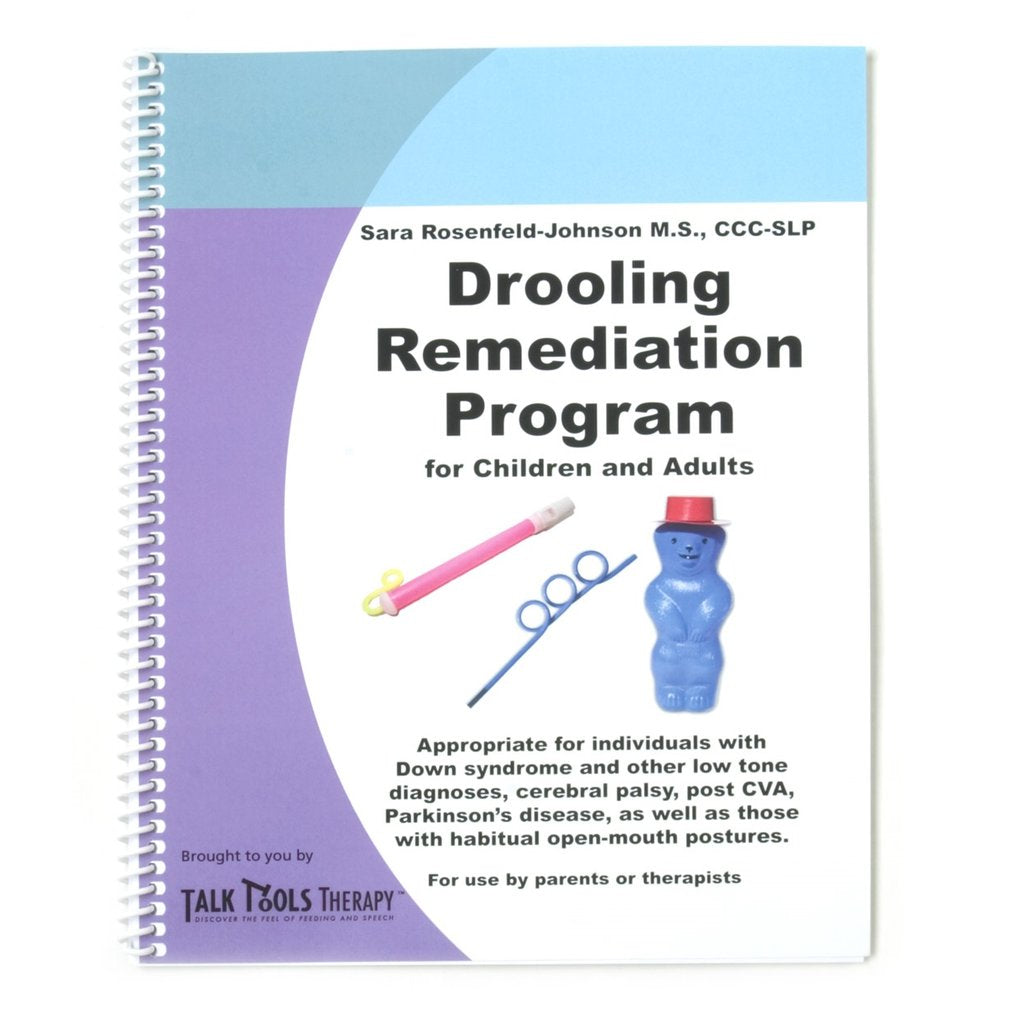 Drooling Remediation Paper Manual (without kit)