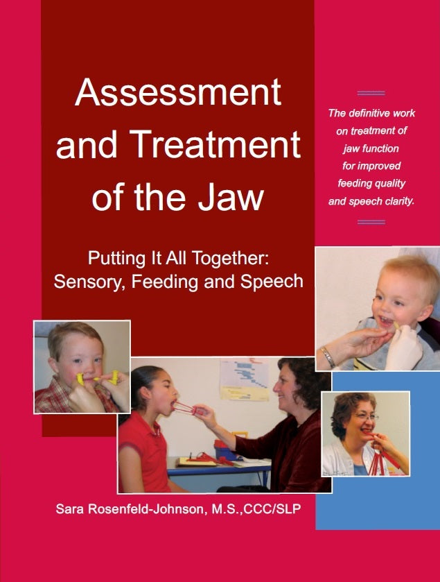 Assessment & Treatment of the Jaw (Soft Cover) -  Talk-Tools