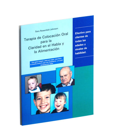 OPT (Oral Placement Therapy) for Speech Clarity and Feeding - EN ESPANOL - Book Talk-Tools