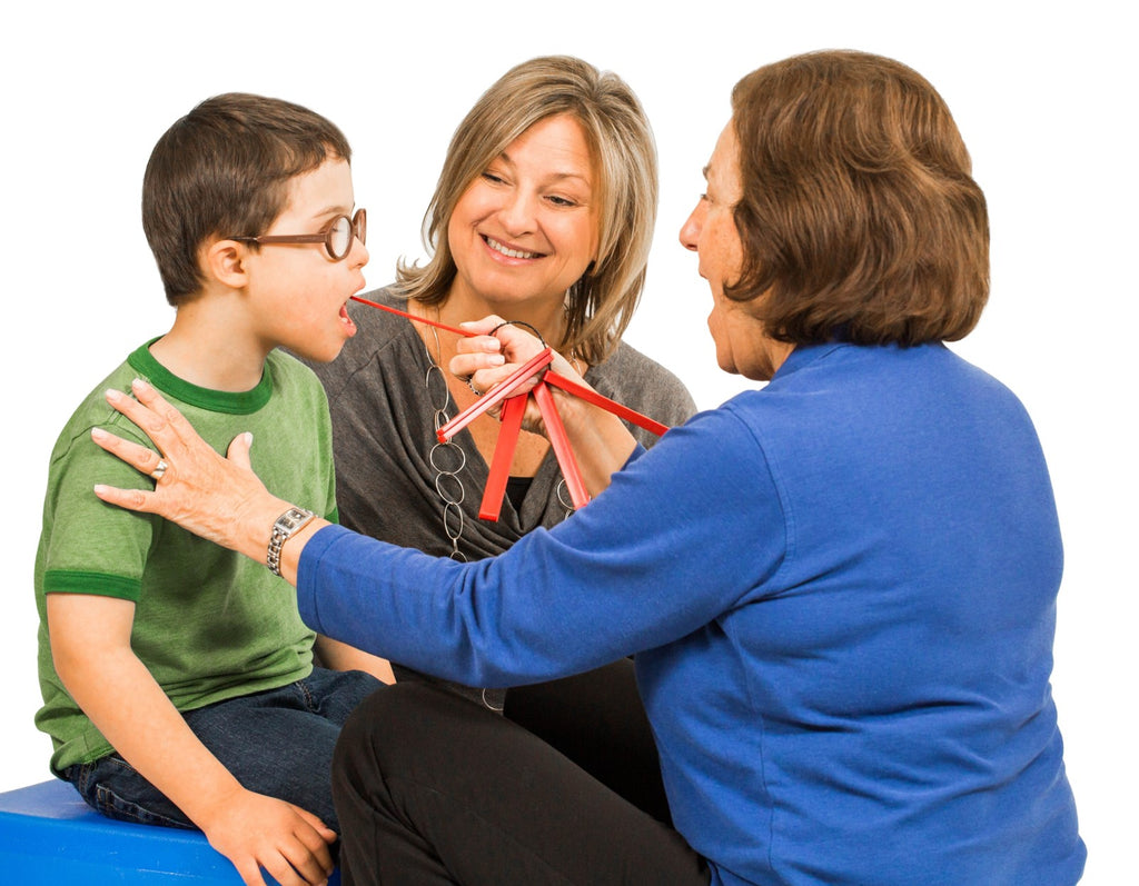 Parent Kit - Using Oral Placement Therapy With Your Child -  Talk-Tools
