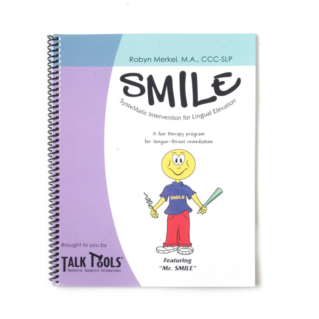 SMILE Program Complete -  Talk-Tools