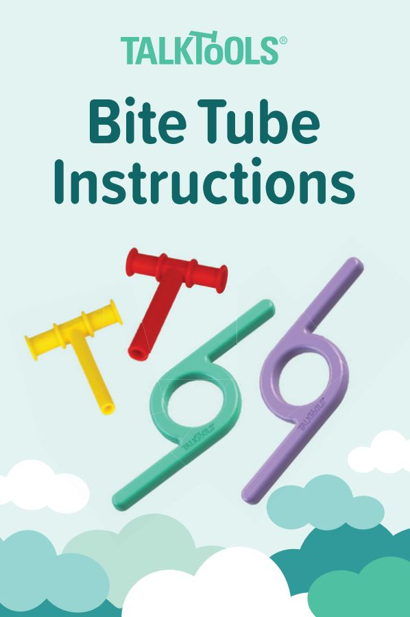 Bite Tube Set