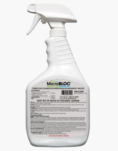 MicroBLOC® Disinfectant Ready-To-Use by FloraLife®