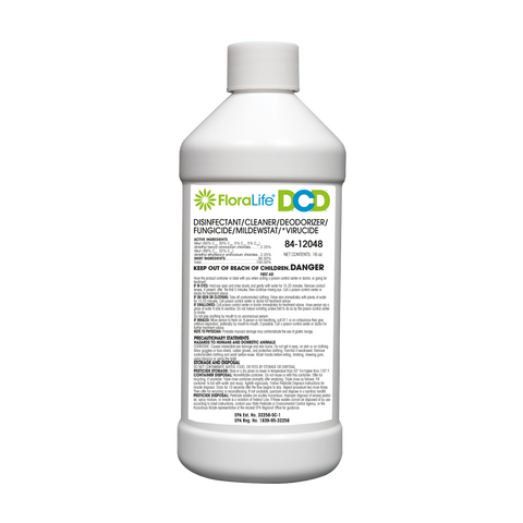 D.C.D.® Cleaner Concentrate by FloraLife®