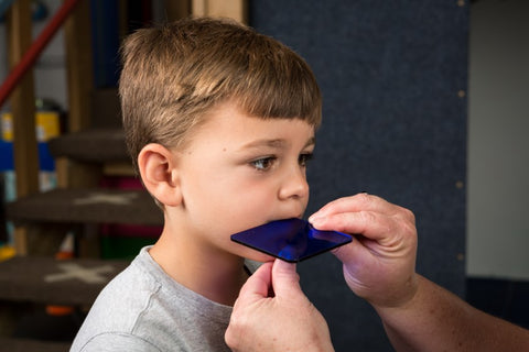 A Sensory Motor Approach to Apraxia of Speech - selfstudy Talk-Tools