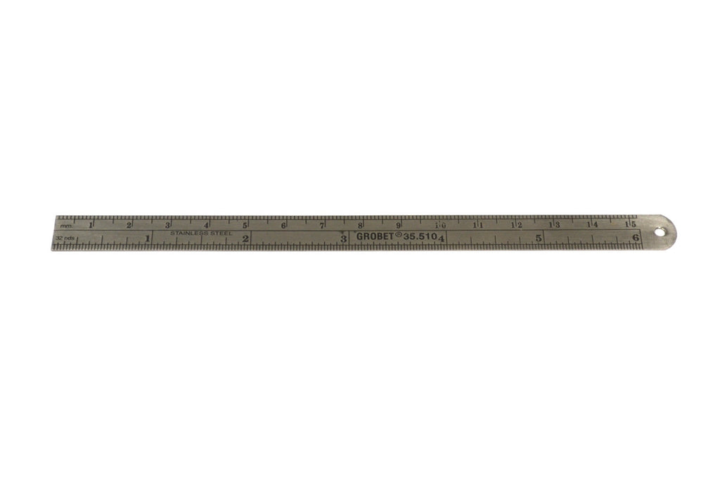 Dental Ruler (stainless steel) -  Talk-Tools