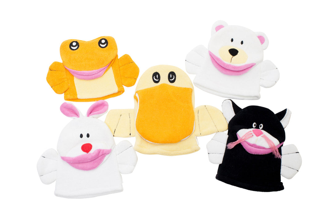 Puppet - Assorted - 5 Pack