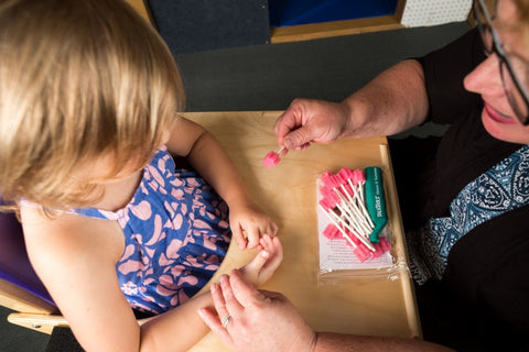 Solving the Puzzle of Autism Using Tactile Therapy Techniques - selfstudy Talk-Tools