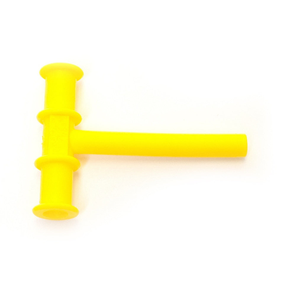 Chewy Tube - Yellow -  Talk-Tools