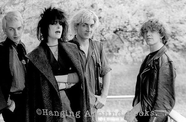 JUJU ACROSS AMERICA 1981 PART TWO - SIOUXSIE & THE BANSHEES