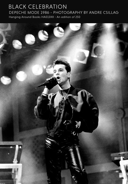 BLACK CELEBRATION: DEPECHE MODE 1986