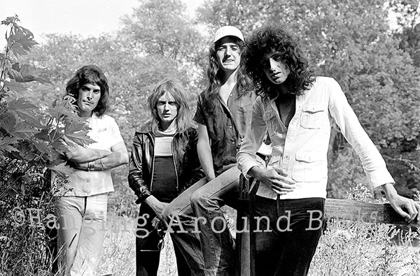 MERCURY RISING : QUEEN 1974-1975