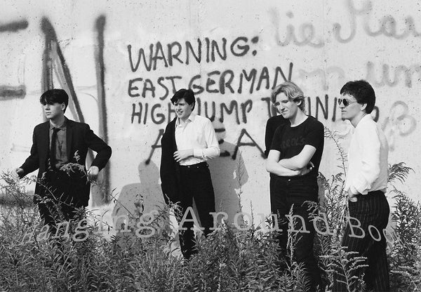 SO FAR, SO DISTANT AND SO LONG AGO : SIMPLE MINDS IN BERLIN 1980