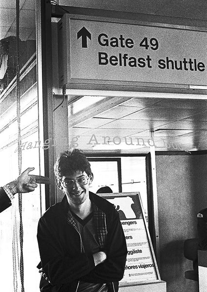 STIFF LITTLE FINGERS : BELFAST 1981