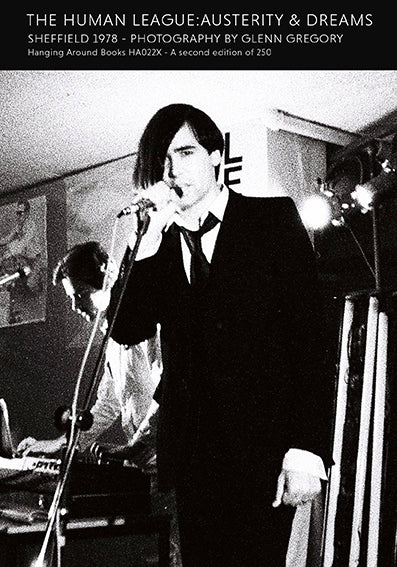 THE HUMAN LEAGUE: AUSTERITY & DREAMS, SHEFFIELD 1978