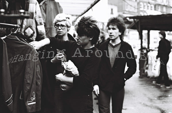 ANOTHER TIME, ANOTHER PLACE : U2 IN THE UK 1980