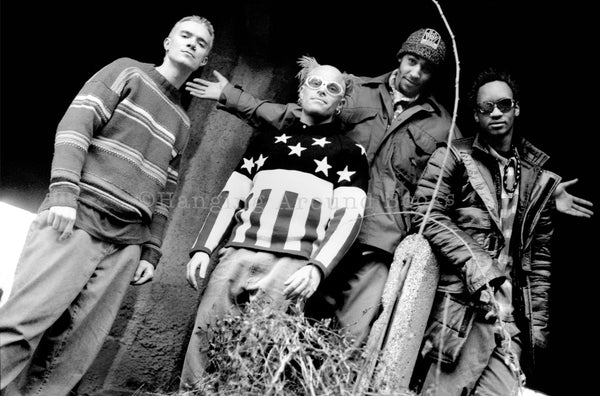 PUNKIN' INSTIGATORS : THE PRODIGY 1992/96