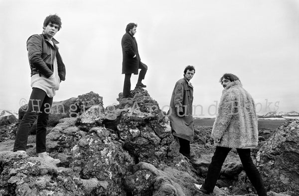 THERE GOES THE CHARABANG: THE STRANGLERS IN ICELAND