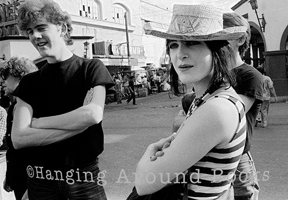 JUJU ACROSS AMERICA 1981 : SIOUXSIE & THE BANSHEES