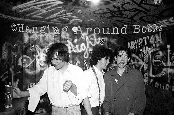 IMAGINARY BOYS: THE CURE 1978/80
