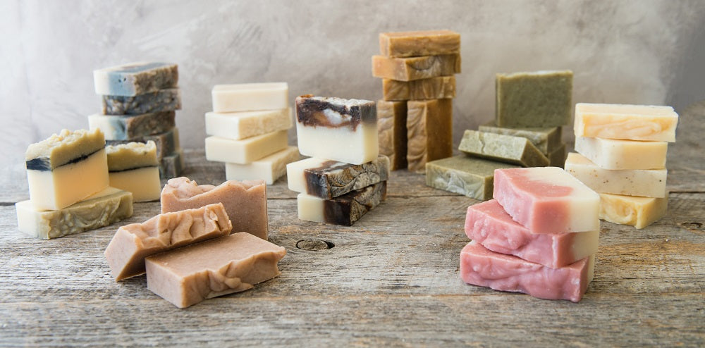 Moxxie Essential Care Inspired Bath and Body Bar Soap