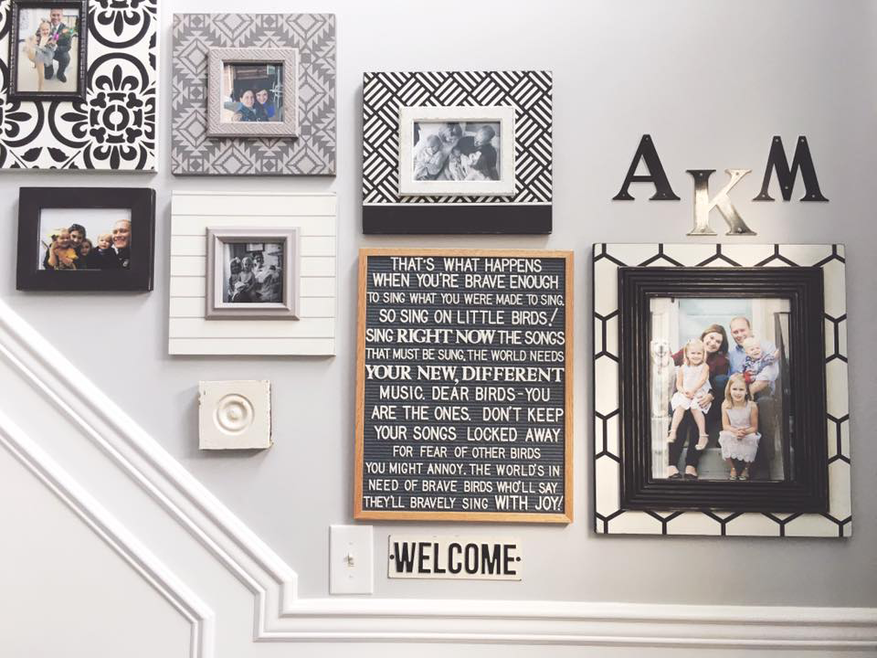 Alexis From Delta Girl Frames Maker Of Rustic Picture Frames