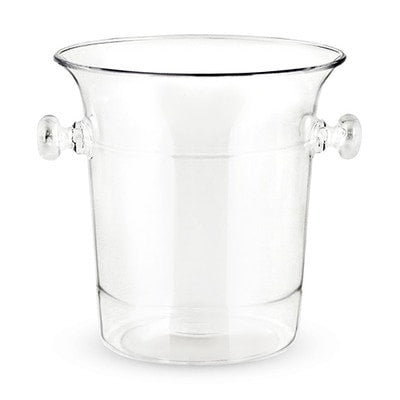 Arctic Clear Acrylic Ice Bucket