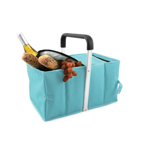 Blue Accordion Cooling Carrier