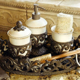 GG Collection Acanthus Vanity Set