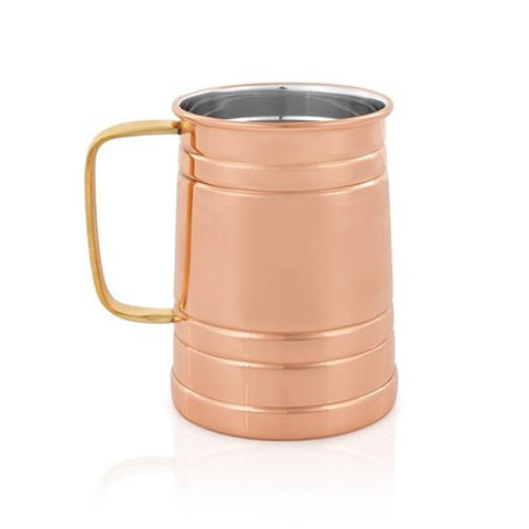 Copper Beer Stein for your favorite beer drinker