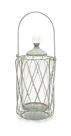 Open Lantern w/Removable Canister
