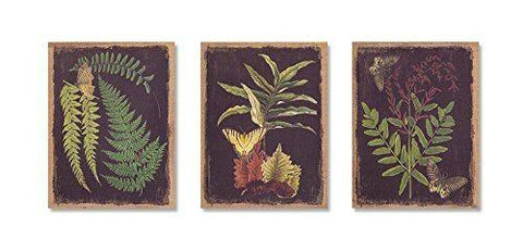 Fern Wall Canvases