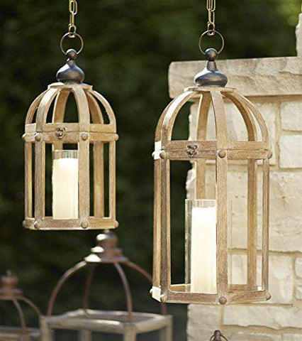 Modern/Contemporary Style Candle Lanterns