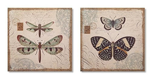 Butterfly/Dragonfly Prints