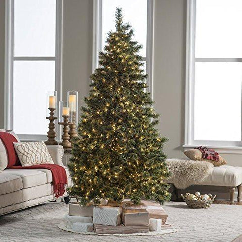 Hard Needle Deluxe Cashmere Pine Christmas Tree