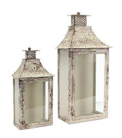 Vintage Distressed Lanterns