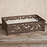 GG Collection Acanthus Guest Towel Holder